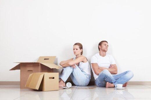 Kaip išsklaidyti įtampą namuose