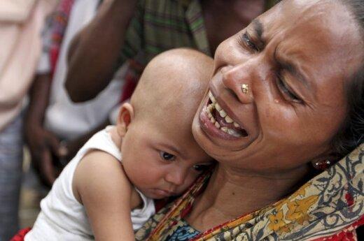 Bangladeše gedima aukų