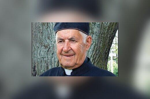 Священник Юозас Булька закончил свой земной путь