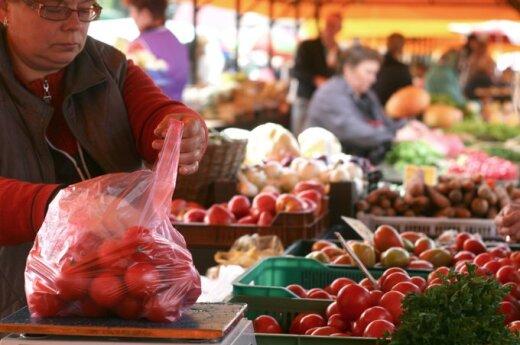На рынках не все дешевле, чем в торговых центрах