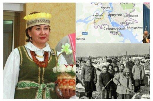 Литовка из Сибири: ухудшившиеся отношения Литвы и России воспринимаем с болью