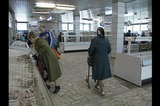 1991-ųjų sausis: 3,2 karto padidintos kainos, užsidariusios parduotuvės ir grėsmė parlamentui