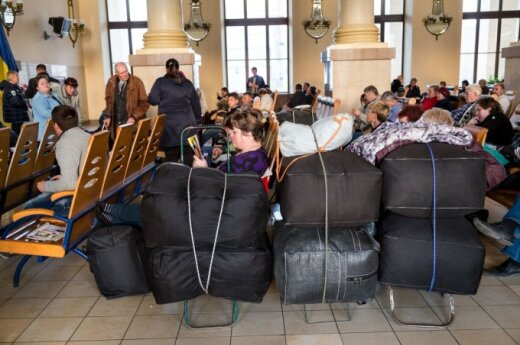440 people asked for asylum in Lithuania in 2014
