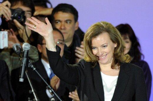 Francja: (Nie)Pierwsza Dama
