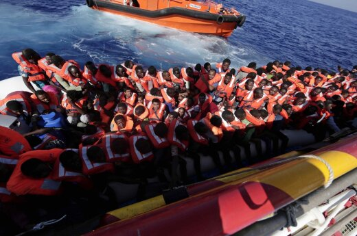 Եգիպտոսի մոտակայքում խորտակված նավը հարյուրավոր միգրանտների մահվան պատճառ է դարձել