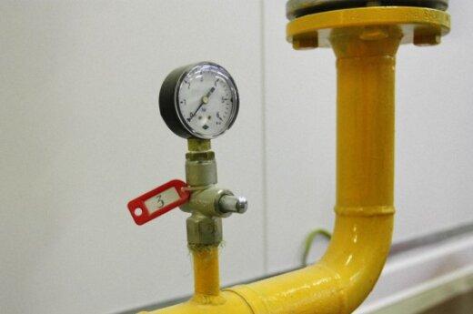 В 2010 году газ для населения подорожает на 1–2%