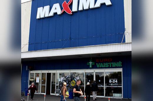 """Prekybos centras """"Maxima"""""""