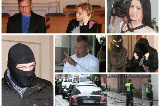 Kauno žudynių byla: pagrindiniai liudytojai demaskuoja D. Kedį ir jo bendrus