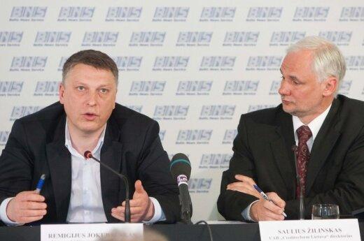 Remigijus Jokubauskas, Saulius Žilinskas
