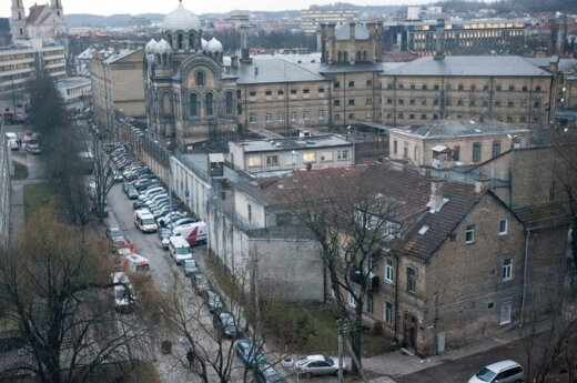 Wizja więzienia na Łukiszkach – hotel dla pisarzy i czytelników