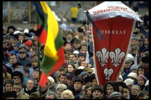 В Литве проходят мероприятия Дня защитников свободы