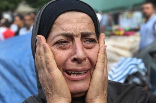 Syria: powstańcy publicznie ścięli katolickiego duchownego