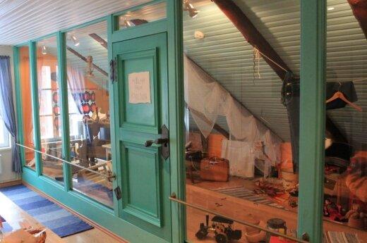 I.Wikland įkurtas muziejus Haapsalu miestelyje Estijoje
