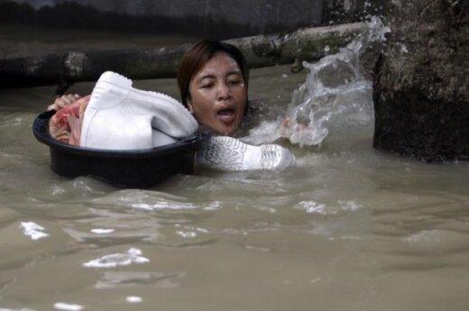 Сильнейшее наводнение на Филиппинах: погибли 30 человек