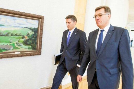 Algirdas Butkevičius o Jarosławie Niewierowiczu: Siły zewnętrzne próbują nas skłócić