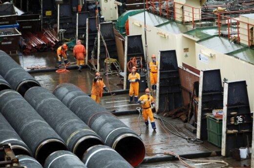 Россия запускает газопровод Nord Stream