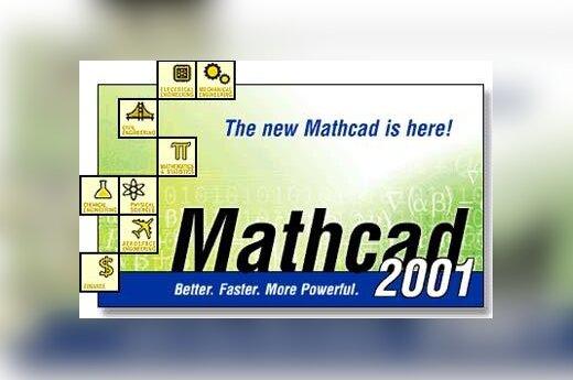 """Mathcad 2001"""
