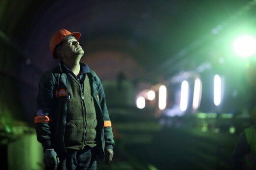 """Проект века"": туннель под Босфором связал Европу и Азию"
