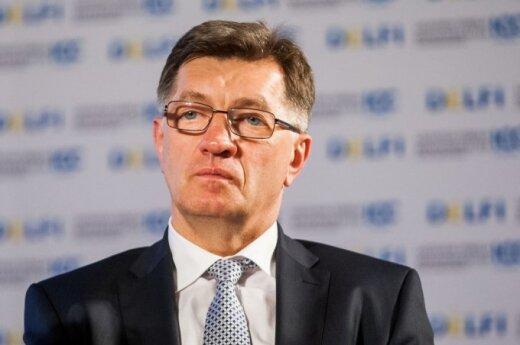 """Премьер: после аудита на Lietuvos dujos прояснится существование письма """"Газпрома"""""""