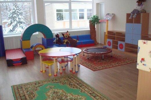 """Rekonstruotas vaikų darželis """"Varpelis"""" Rokiškyje"""