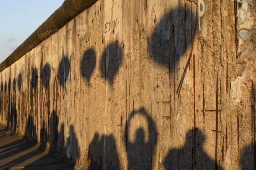 Berlyno sienos griūties minėjimas