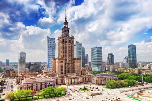 Lenkijos valdžia pritarė naujo oro uosto statyboms šalia Varšuvos