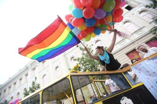 Лига геев Литвы обратилась с Брюссель в связи с запретом видеоклипа
