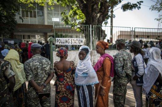 Gambijos prezidento rinkimai