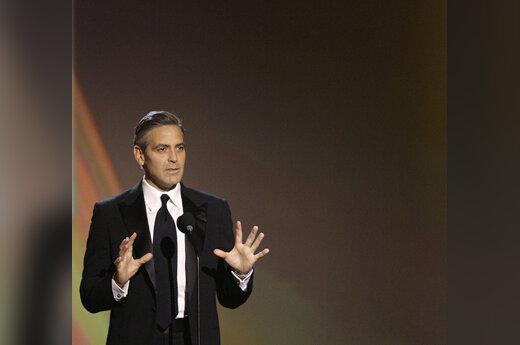 George`as Clooney