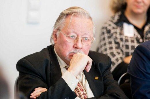 V. Landsbergis: Rusija negali sau leisti labai agresyvaus atsakymo