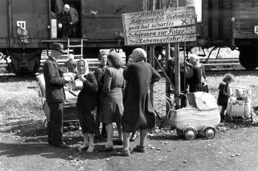 Pabėgėlių stovyklos 1946 metais