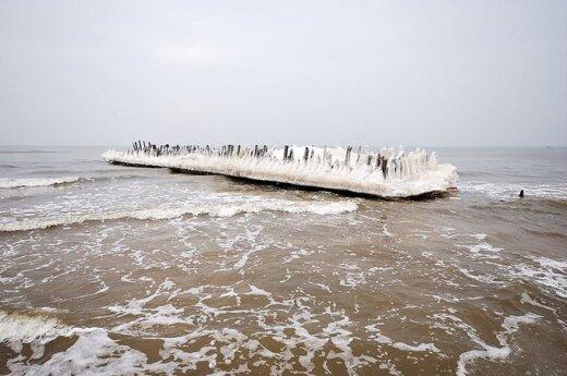 Дирекция Клайпедского порта больше не будет углублять порт Швянтойи