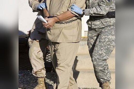 Gvantanamo kalėjimo kalinys