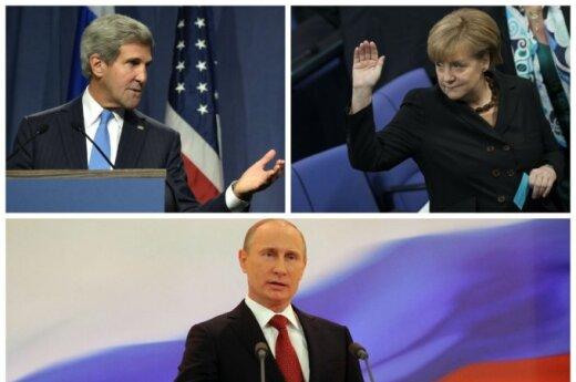 США и ЕС продолжают работу над новыми санкциями против России