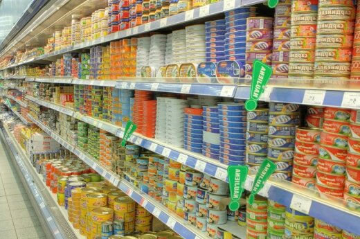 Belarus bans re-export of Estonian and Latvian canned fish to Russia