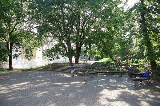 Vilnius to build 10 new public squares