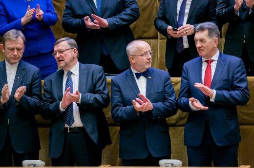 Šarūnas Birutis, Juozas Bernatonis, Juozas Olekas, Algirdas Butkevičius