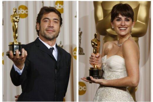 Javieras Bardemas ir Penelope Cruz