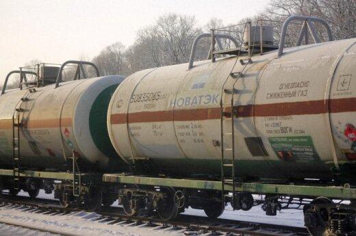 Украина обещает упростить перевозку грузов для Литвы