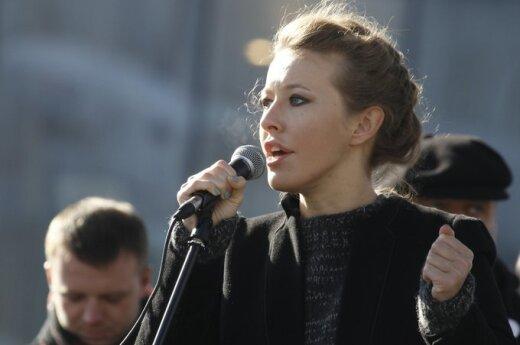 Ксению Собчак обвинили в избиении журналистов. Она пишет, что ловила шпионов
