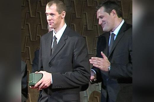 Ramūnas Šiškauskas ir Virgilijus Alekna