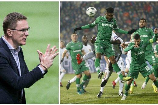 "Valdas Dambrauskas, Razgrado ""Ludogorec"" (DELFI, Reuters-Scanpix nuotr.)"