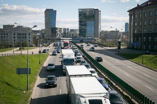 На одной из основных улиц столицы летом будут проводить ремонтные работы