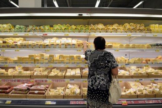 Россия: из-за эмбарго на импорт начали расти цены на продукты