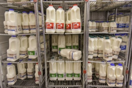 EU will not extend milk quotas, Lithuanian PM says