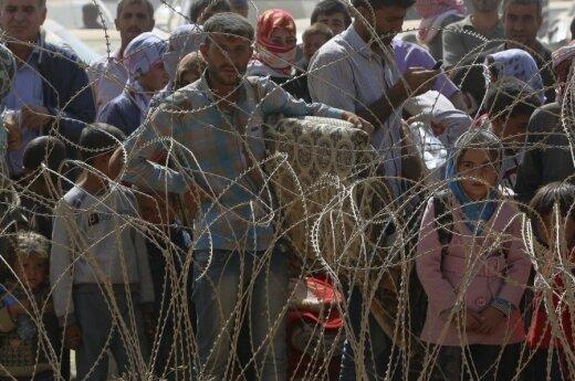 Число сирийских беженцев на Ближнем Востоке превысило 5 млн
