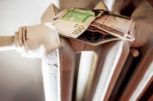 Panaikinus PVM lengvatą šildymui šilumininkai prognozuoja kainų augimą