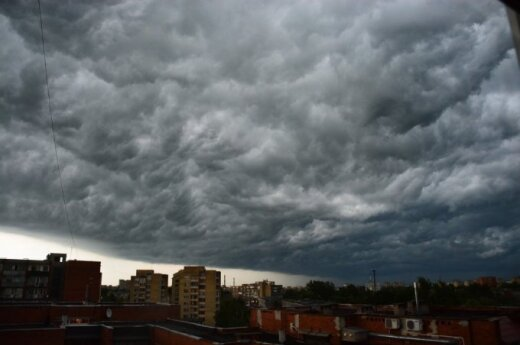 Pogoda na weekend: Pochmurnie i deszczowo