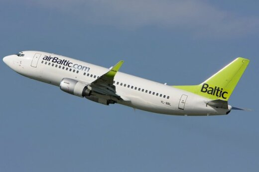airBaltic - world's most punctual airline