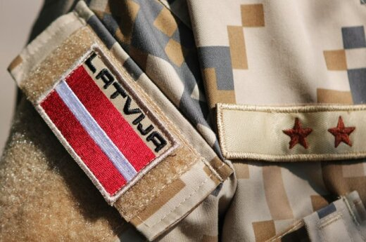 Латвия выведет военнослужащих из Афганистана к 2014 году